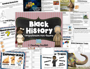 February Fun – Black History Month