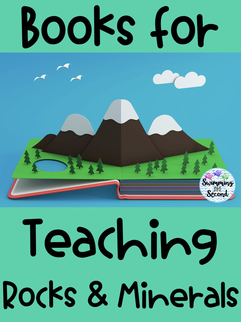Best Books for Teaching Rocks and Minerals