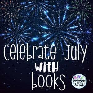 Celebrate July with Books (freebie)