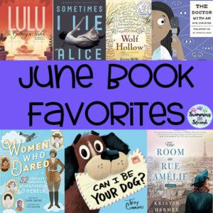 June Book Favorites