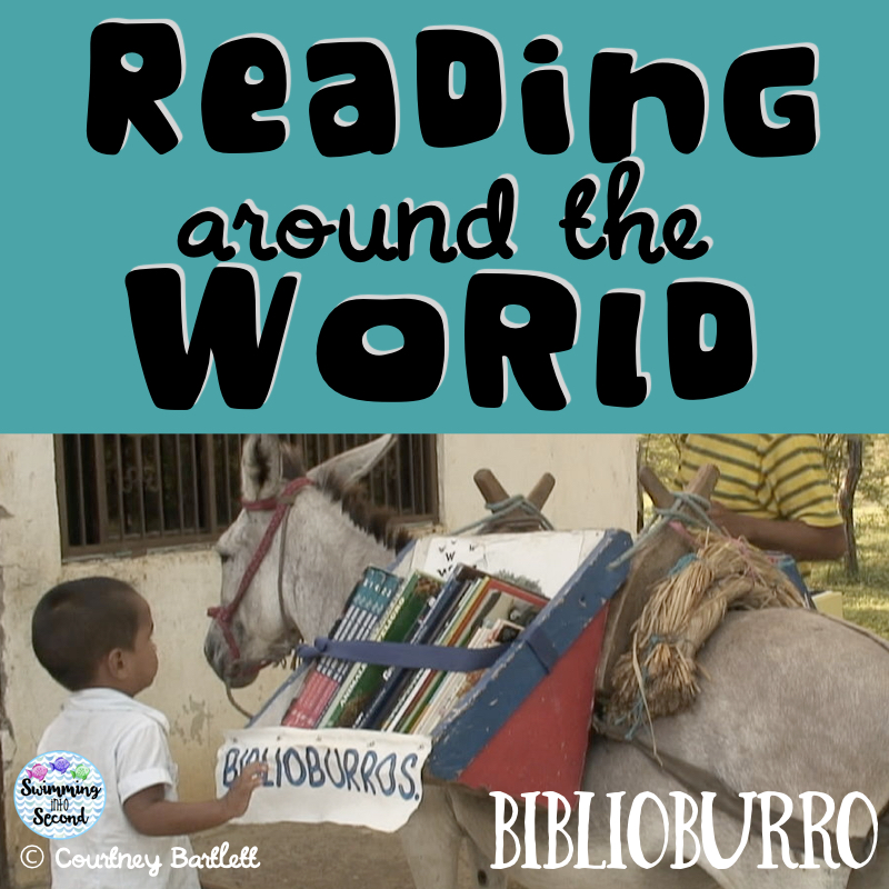 Reading Around the World - Biblioburro
