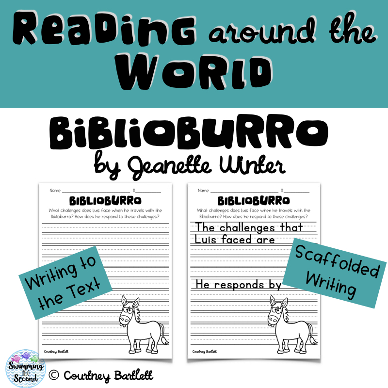 Biblioburro Writing to the Text