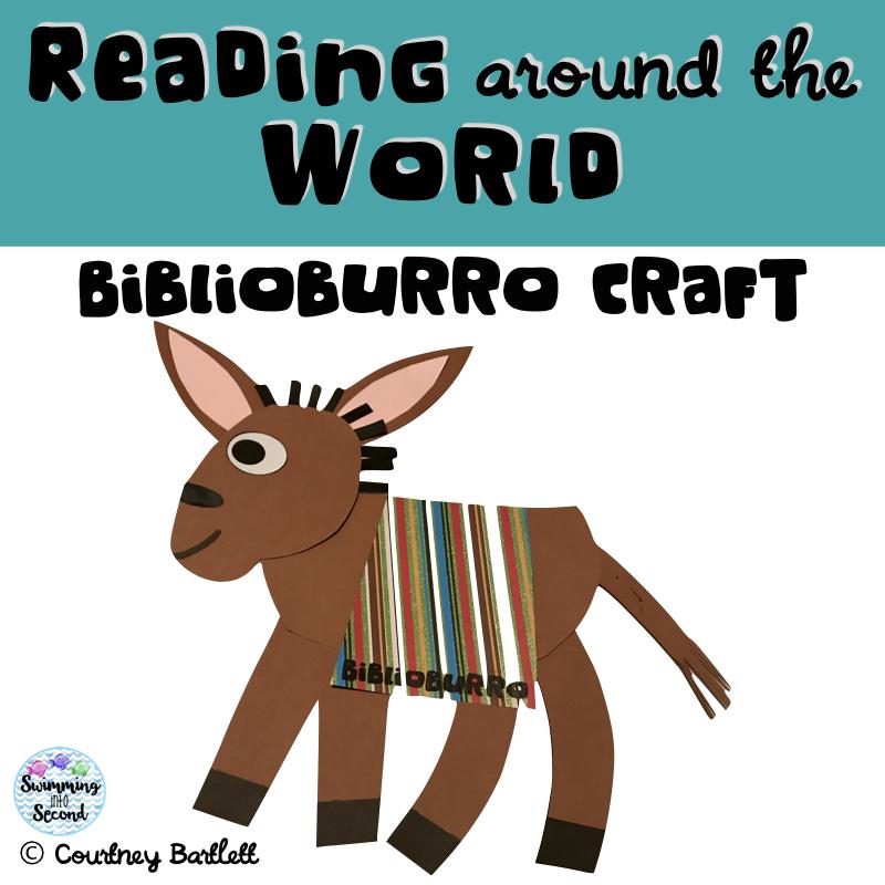 Biblioburro craft